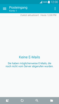 Samsung Galaxy Note 4 - E-Mail - 032c. Email wizard - Outlook - Schritt 4