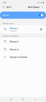 Samsung Galaxy A51 - Internet et connexion - Accéder au réseau Wi-Fi - Étape 9