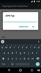 Motorola Moto G5s - Internet - Manuelle Konfiguration - 1 / 1