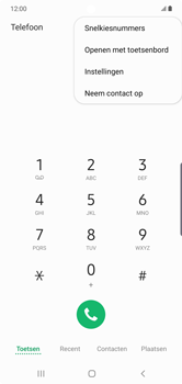 Samsung galaxy-note-10-plus-single-sim-sm-n975f - Voicemail - Handmatig instellen - Stap 6