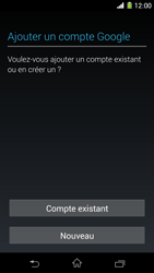Sony Xperia Z1 - Applications - Configuration de votre store d