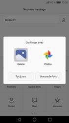 Huawei P9 - Contact, Appels, SMS/MMS - Envoyer un MMS - Étape 14