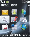 Nokia 2330 classic - internet - handmatig instellen - stap 3