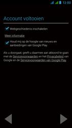 Fairphone Fairphone 1 - Applicaties - Account aanmaken - Stap 18