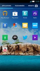 Bouygues Telecom Ultym 4 - Contact, Appels, SMS/MMS - Envoyer un MMS - Étape 3