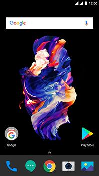 OnePlus 5 - Internet - Configuration manuelle - Étape 1