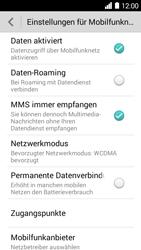 Huawei Ascend Y530 - Netzwerk - Netzwerkeinstellungen ändern - 4 / 6