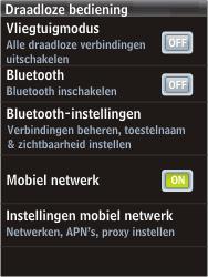 HTC F3188 Smart - Bluetooth - Headset, carkit verbinding - Stap 5
