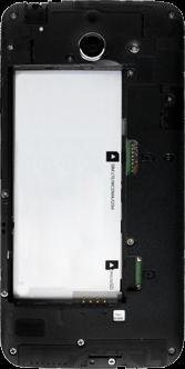 Huawei Ascend Y550 - SIM-Karte - Einlegen - Schritt 3