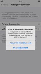 Apple iPhone 7 - iOS 13 - WiFi - Comment activer un point d'accès WiFi - Étape 7