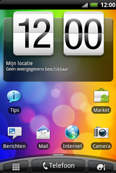 HTC A510e Wildfire S - netwerk en bereik - gebruik in binnen- en buitenland - stap 2
