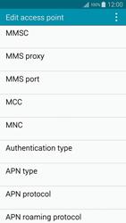 Samsung A500FU Galaxy A5 - Internet - Manual configuration - Step 11