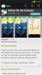 Samsung Galaxy Note II - Apps - Installieren von Apps - Schritt 14