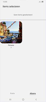 Samsung Galaxy A70 - MMS - afbeeldingen verzenden - Stap 18