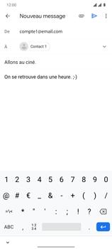 OnePlus 7T - E-mails - Envoyer un e-mail - Étape 9
