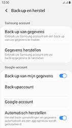 Samsung galaxy-xcover-4s-dual-sim-sm-g398fn - Instellingen aanpassen - Back-up maken in je account - Stap 7