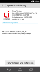 Huawei Ascend P6 - Software - Installieren von Software-Updates - Schritt 9