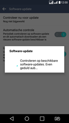 LG K8 4G DualSim - Software update - update installeren zonder PC - Stap 10