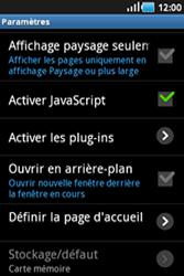 Samsung S5830 Galaxy Ace - Internet - configuration manuelle - Étape 17
