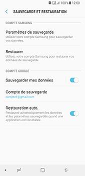 Samsung Galaxy A8 - Aller plus loin - Gérer vos données depuis le portable - Étape 14