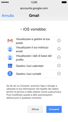 Apple iPhone 6 iOS 8 - E-mail - 032a. Email wizard - Gmail - Fase 9
