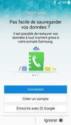Samsung Galaxy A3 (A300FU) - Premiers pas - Créer un compte - Étape 27