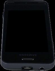 Samsung Wave 723 - Premiers pas - Découvrir les touches principales - Étape 6