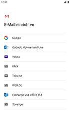 Nokia 8 - Android Pie - E-Mail - 032a. Email wizard - Gmail - Schritt 7