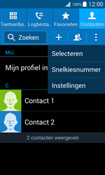 Samsung Galaxy Trend 2 Lite (SM-G318H) - Contacten en data - Contacten overzetten via Bluetooth - Stap 5