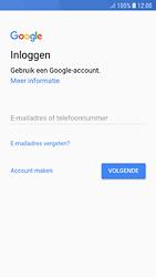 Samsung galaxy-s7-android-oreo - Applicaties - Account aanmaken - Stap 5