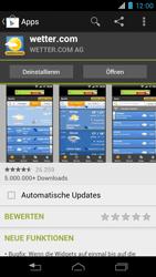 Motorola RAZR i - Apps - Herunterladen - 15 / 22