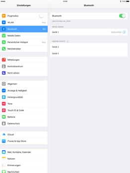 Apple iPad Pro 12.9 inch - Bluetooth - Geräte koppeln - Schritt 9