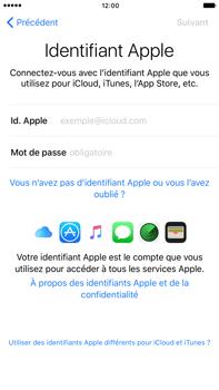 Apple iPhone 7 Plus - Premiers pas - Créer un compte - Étape 18