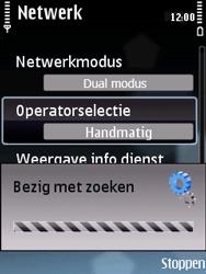 Nokia E75 - Bellen - in het buitenland - Stap 9
