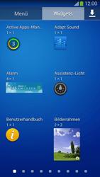 Samsung SM-G3815 Galaxy Express 2 - Startanleitung - Installieren von Widgets und Apps auf der Startseite - Schritt 7
