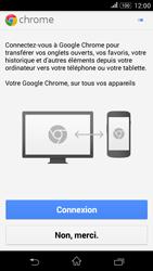 Sony Xperia E4g - Internet et connexion - Naviguer sur internet - Étape 5