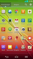 LG G2 - Fehlerbehebung - Handy zurücksetzen - Schritt 5