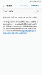 Samsung Galaxy A5 (2016) - Android Nougat - WiFi - Configurazione WiFi - Fase 6