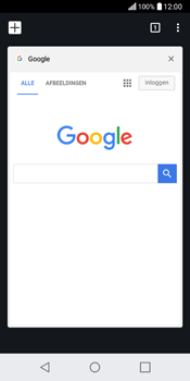 LG Q6 - internet - hoe te internetten - stap 14