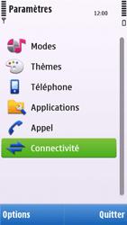 Nokia C6-00 - Internet - configuration manuelle - Étape 5