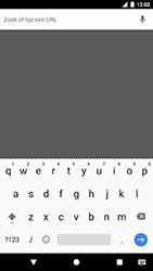 Google Pixel - Internet - Internet gebruiken - Stap 7