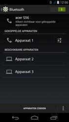 Acer Liquid Jade S - bluetooth - headset, carkit verbinding - stap 8