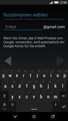 HTC Desire 620 - Apps - Konto anlegen und einrichten - 8 / 23