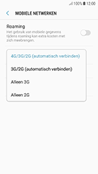 Samsung A520F Galaxy A5 (2017) - Android Oreo - Netwerk - Wijzig netwerkmodus - Stap 7