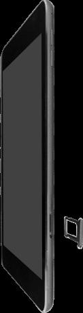 Apple iPad Air 2 - iPadOS 13 - Appareil - Insérer une carte SIM - Étape 3