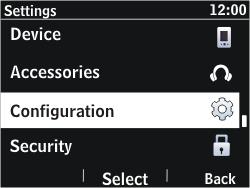 Nokia Asha 302 - MMS - Manual configuration - Step 4