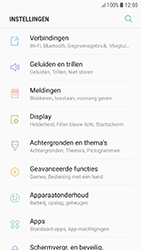 Samsung A520F Galaxy A5 (2017) - Android Nougat - Internet - Dataroaming uitschakelen - Stap 4