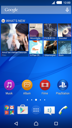 Sony Xperia M4 Aqua - Software - Update - 0 / 0