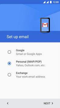 OnePlus 3 - E-mail - Manual configuration IMAP without SMTP verification - Step 9