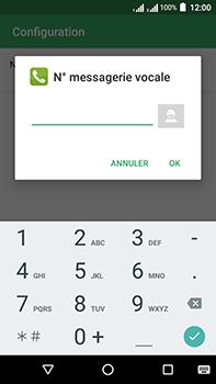 Acer Liquid Zest 4G Plus - Messagerie vocale - configuration manuelle - Étape 11